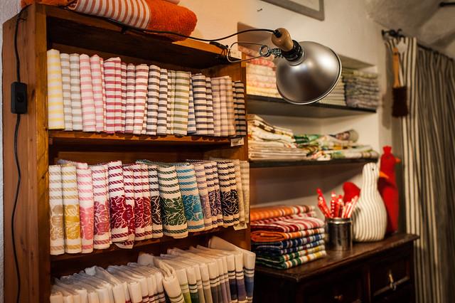 Tele della Casana tessuti artigianali