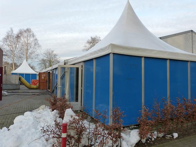 Tent opbouw 2017