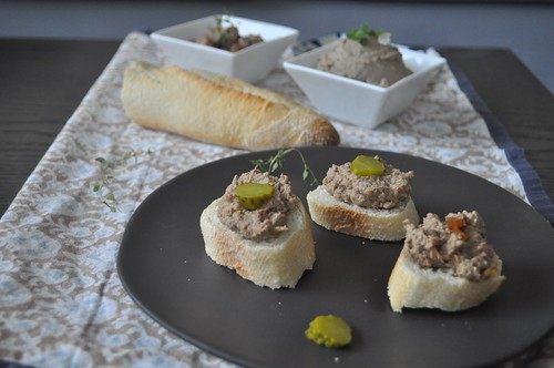 Mme Maman's Chopped LIver