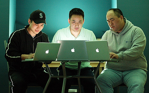 Three Geeks