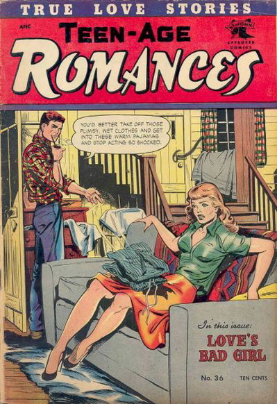 Teen-Age Romances #36