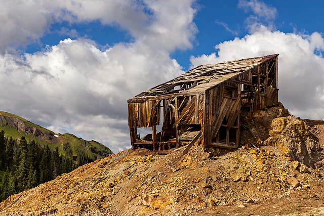 Old Mining Structure