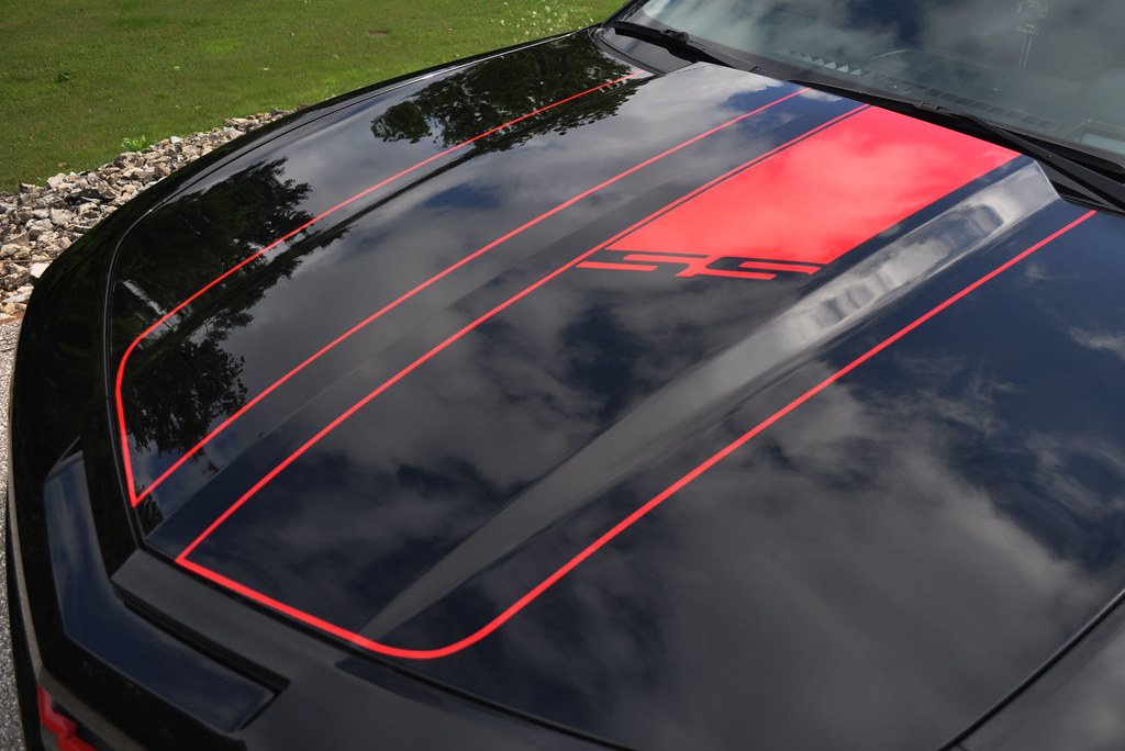 5th Gen Camaro Custom Stripes