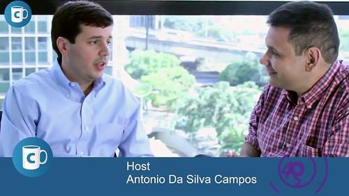 Alejandro Vera, Gerente General, Linio Venezuela Antonio Da Silva Campos