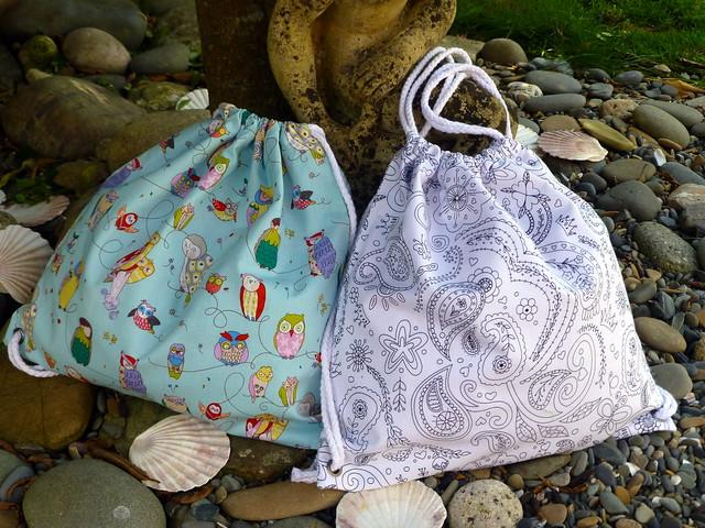 Kids Art Supplies Backpack