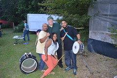 020 Sharde Thomas and the Rising Star Fife and Drum Band