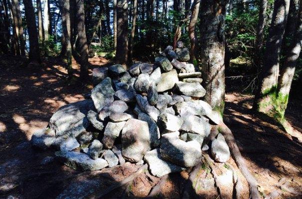 East Osceola Summit Cairn