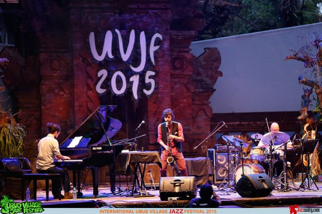 Ubud Village Jazz Festival 2015 - Oran Etkin (2)