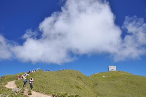 合歡山群峰-輕鬆高山健行