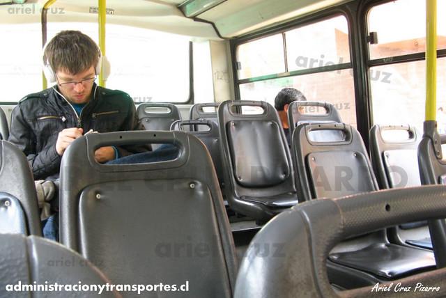 Transantiago - Buses Vule - Metalpar Tronador / Mercedes Benz (WH2061) (1525)