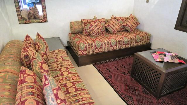 arabian nights living room colors with brown couch village desert adventure in abu dhabi travpacker com mud hut suite