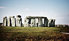 Stonehenge lomo 2