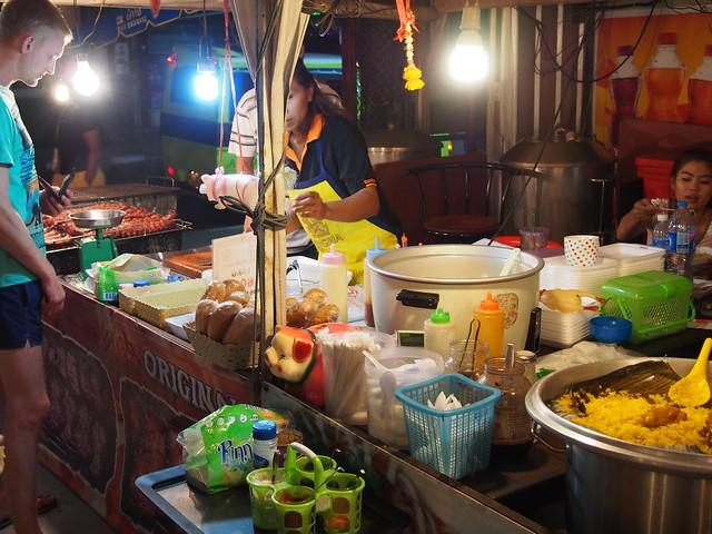Food Stall Village