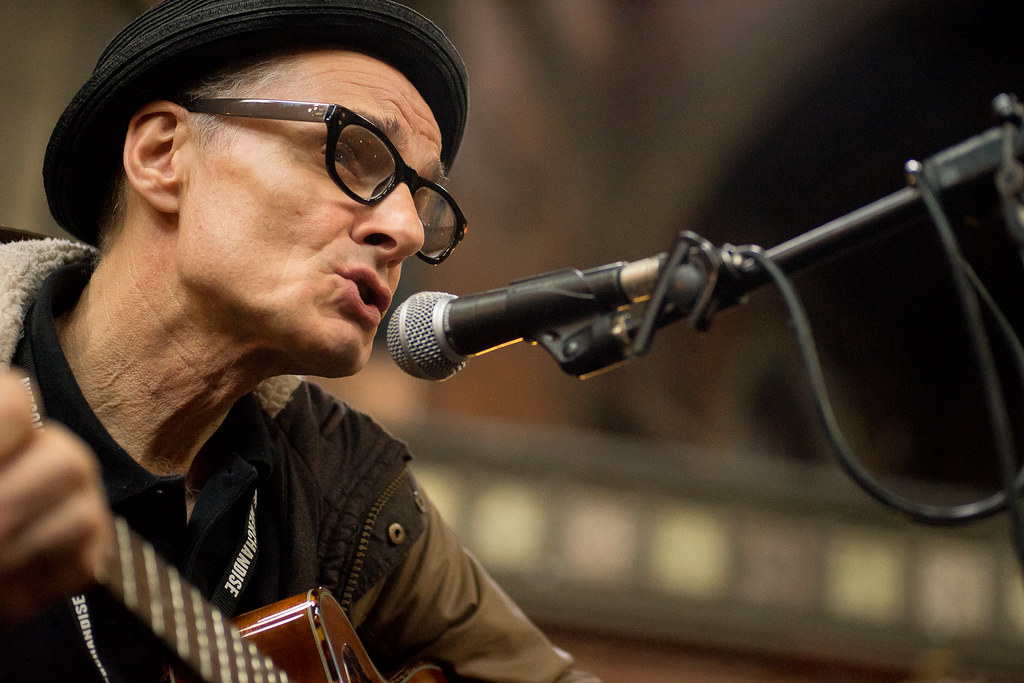 Daylight Music 17th October 2015: Bill Pritchard