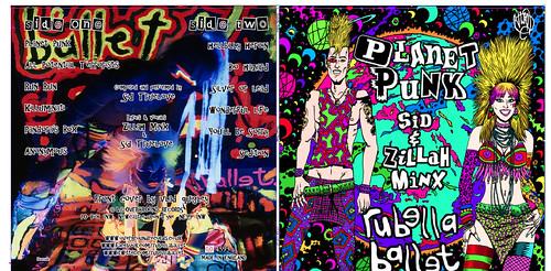 Rubella Ballet - Planet Punk
