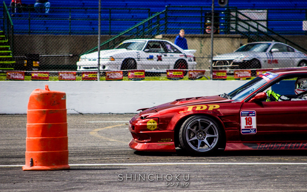 Evergreen Drift - ProAm Championship