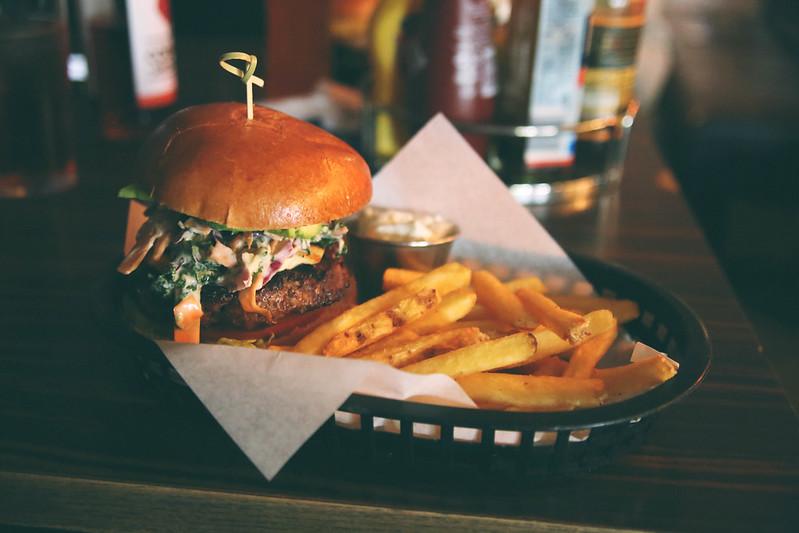 sixty million postcards burger