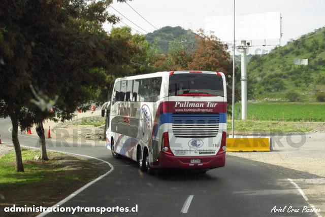 Pullman Tur - Angostura - Marcopolo Paradiso 1800 DD / Volvo (HLFS65) (119)