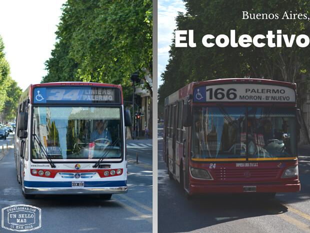 Colectivos de Buenos Aires - buenos aires transporte publico