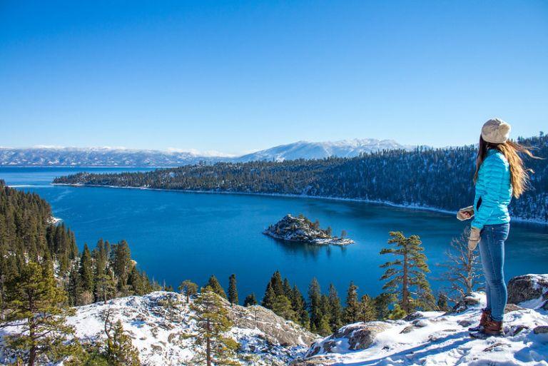 11.28. Emerald Bay Scenic Overlook