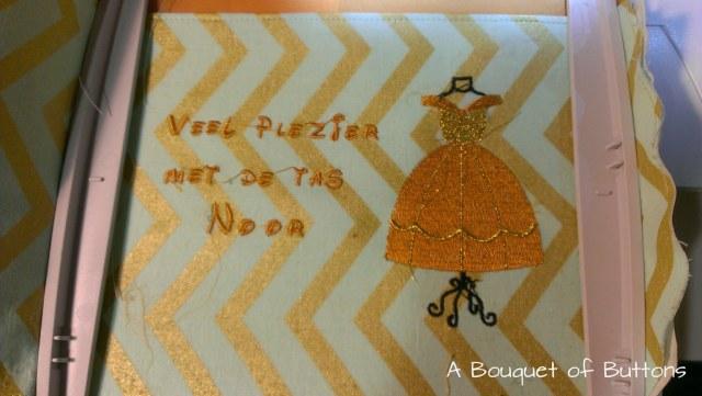 Dorothy Day Tripper, pfaff creative 1.5