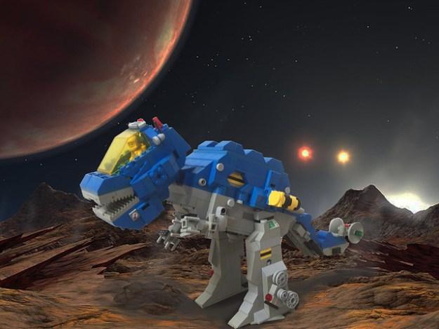 Space0saurus-REX