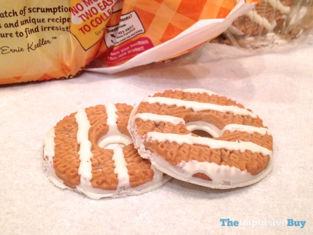 Keebler Limited Batch Pumpkin Spice Fudge Stripe Cookies 2