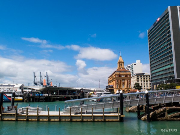 Auckand Waterfront