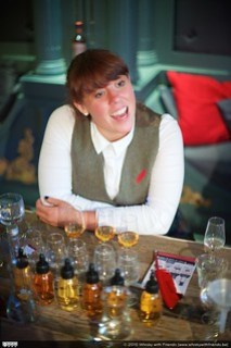 The Famous Grouse Global Brand Ambassador Lucy Whitehall