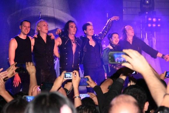 Lacrimosa @ C3 Stage (03-12-15)