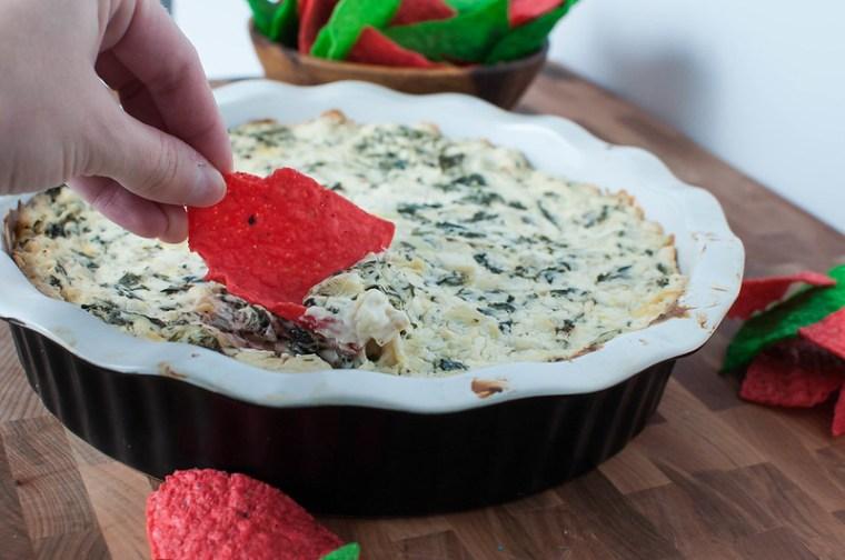 Kale Artichoke Dip 5