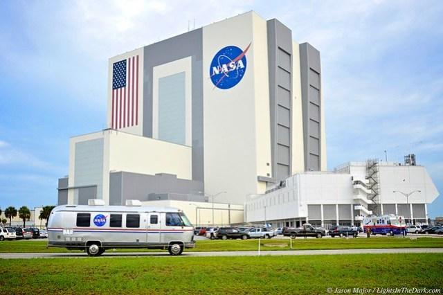 NASA Building