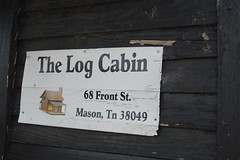 024 The Log Cabin