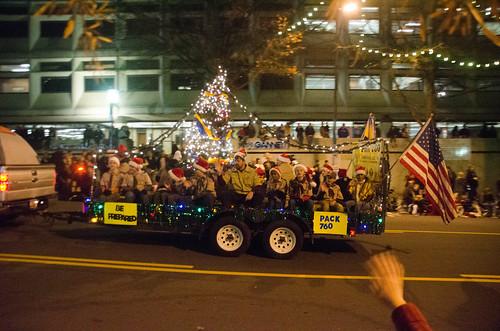 Greenville Christmas Parade 2015-39