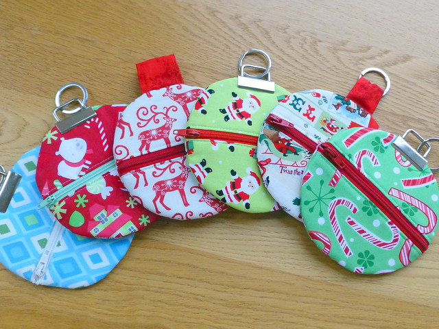 Bauble Zippy pouches
