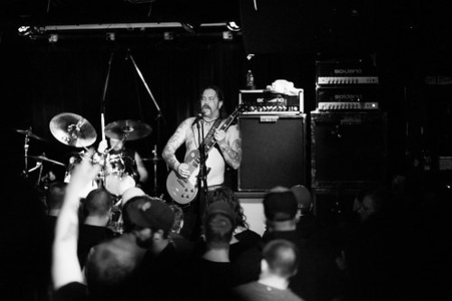 High On Fire @ El Corazon