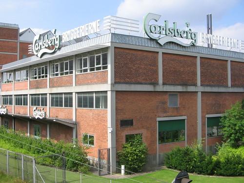 Carlsberg factory