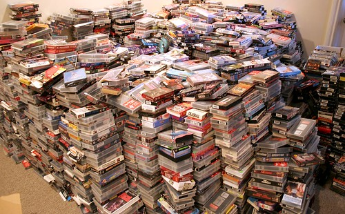 VHS Heaven...or Hell.