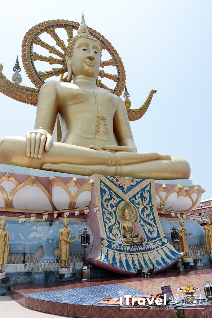 《苏美岛景点推荐》富贵大佛、弥勒佛、千手观音、泰国庙:苏梅岛北景点顺游,齐聚多元化信仰。