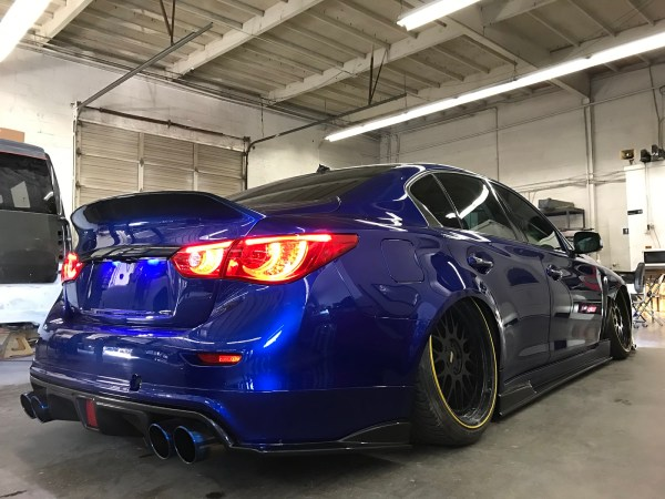 20+ Quad Exhaust Infiniti Q50 Pictures and Ideas on Meta Networks