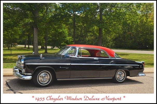 1955 Chrysler Windsor Deluxe Newport