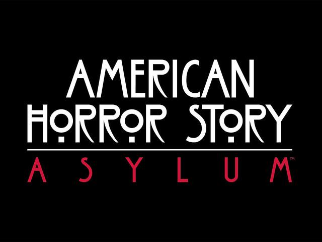 American Horror Story Asylum Title