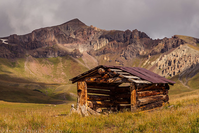 Silver Mountain Shack