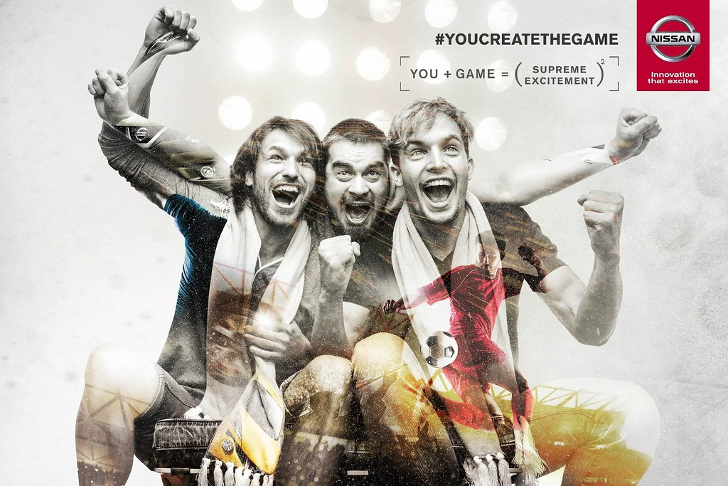 Nissan - You create the game 3