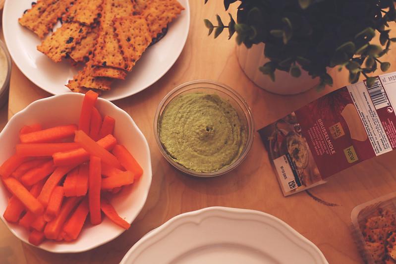 M&S Christmas Food