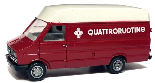 Oldcars Iveco Daily 4ruotine