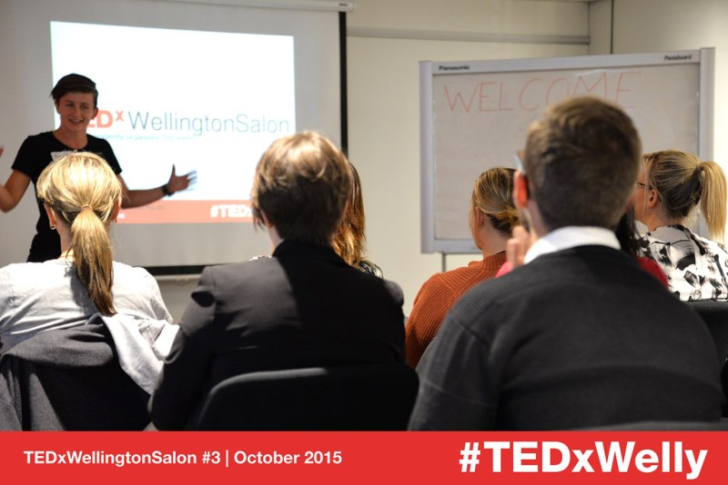 TEDxWellington Salon #3