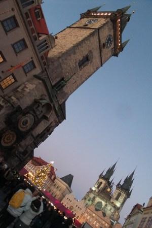 praag city guide