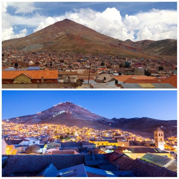 Visitar Potosí y el Cerro Rico