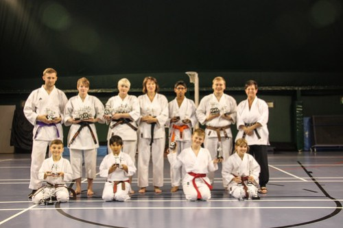 Autumn Competition hosted by Ippon Ken Karate Club